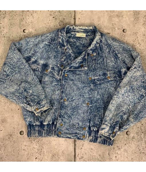 Benetton soft jeans jacket