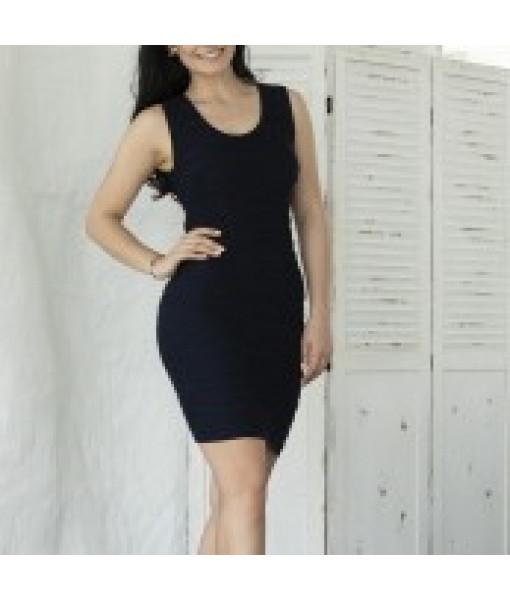 Bamboo basic tank dress