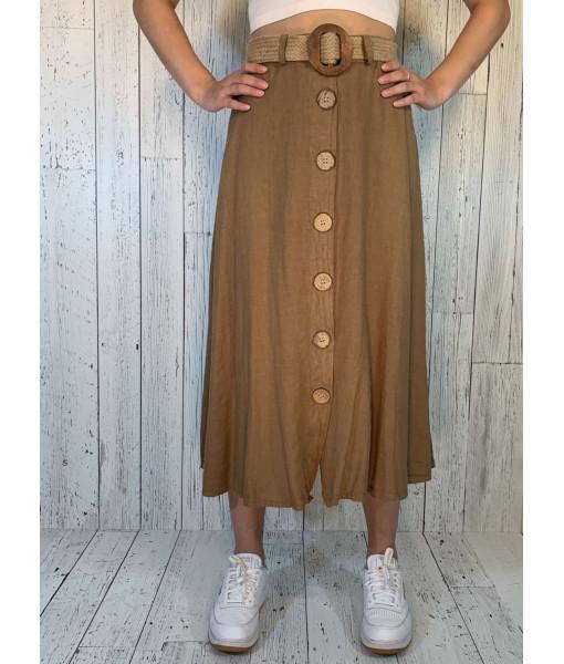 Bella Amore linen skirt