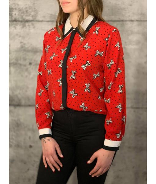 Jordan blouse