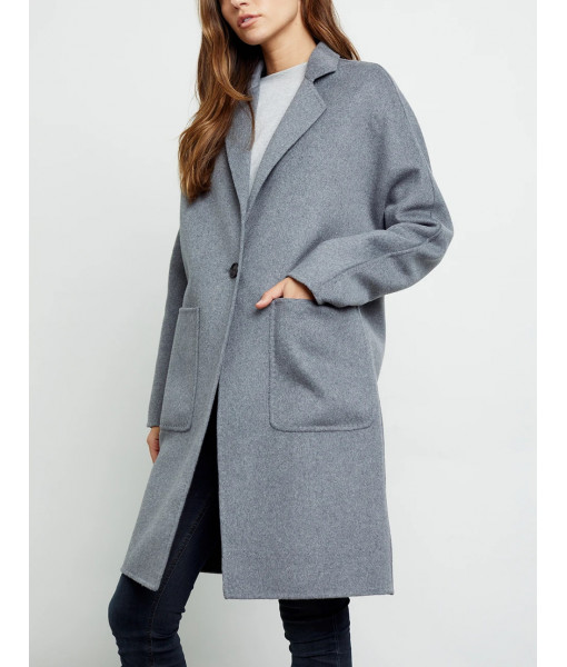 Rails Everest trench coat