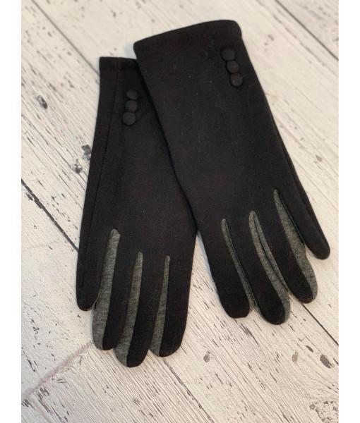 The little button glove