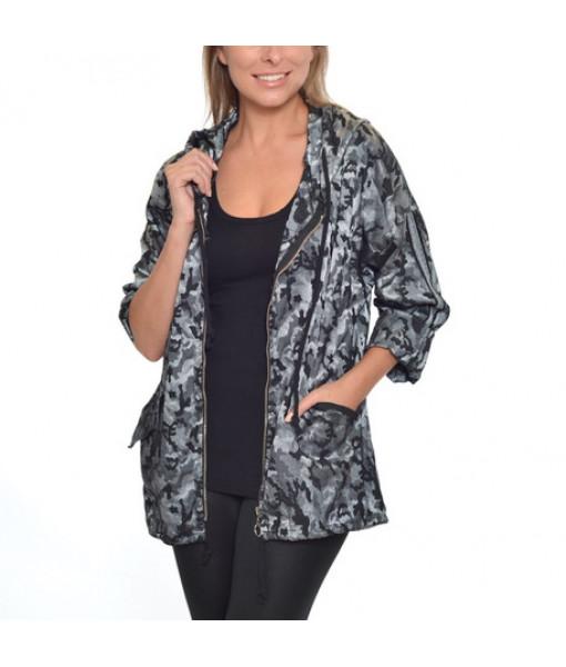 Amorosa camo jacket
