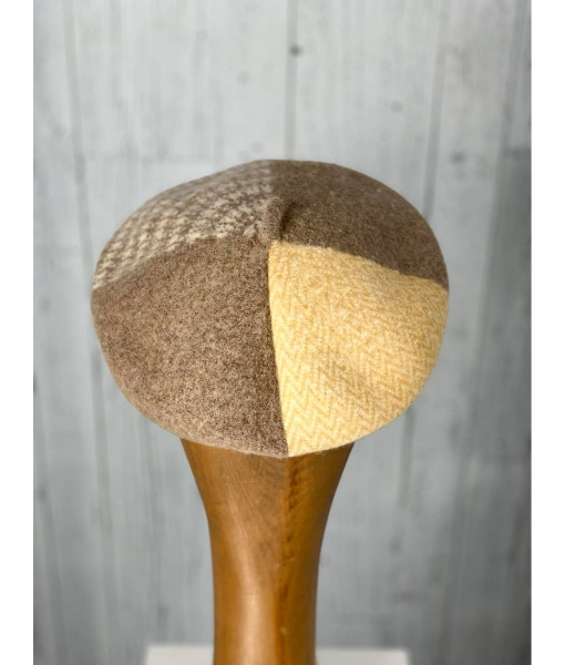 The herringbone beret