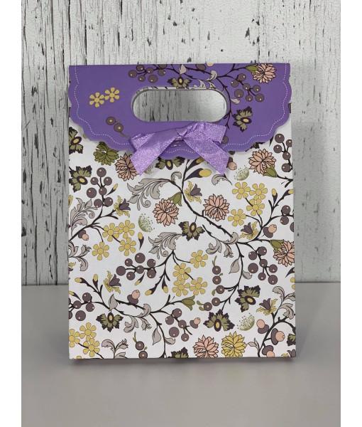 Botanical garden mini gift bag