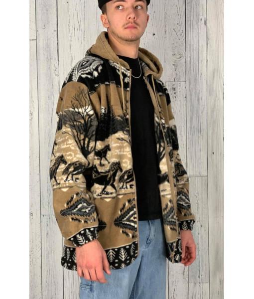 Wild Mountain fleece jacket