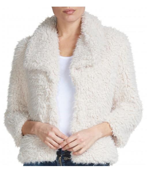 Elan sherpa jacket