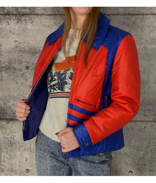 Americana ski jacket