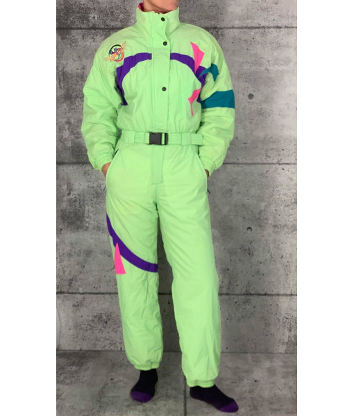 Snowbeach ski jumpsuit