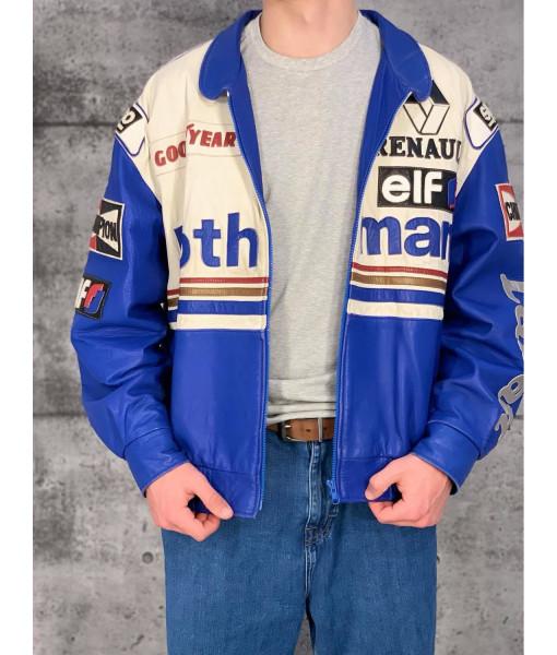 Formula 1 Rothmans Reanult jacket