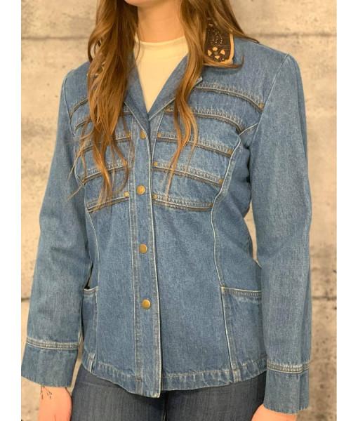 Jeans coat/jacket