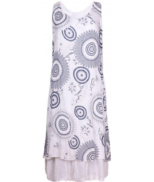 Eternelle mosaique dress