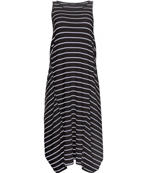 Eternelle stripe dress