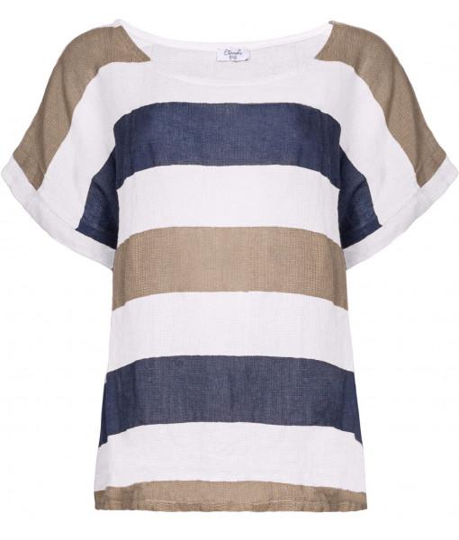 Eternelle stripe shirt