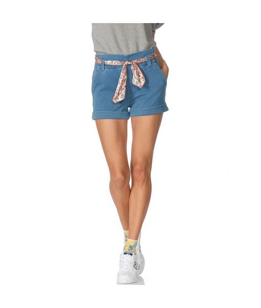 Hue paperbag waist shorts
