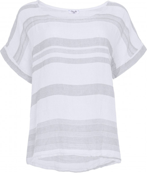 Eternelle stripe top