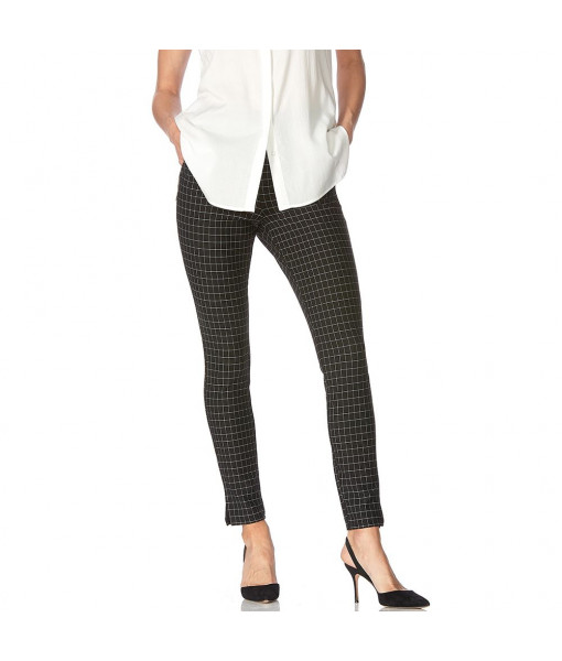 Hue windowpane legging