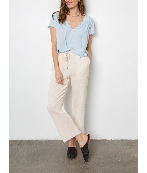 Rails Viera Denim blouse