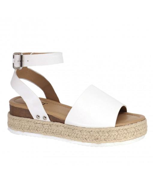 The Adrianna sandal