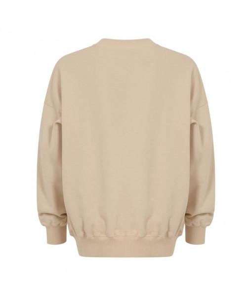 CC Hearts Over Size Sweatshirt