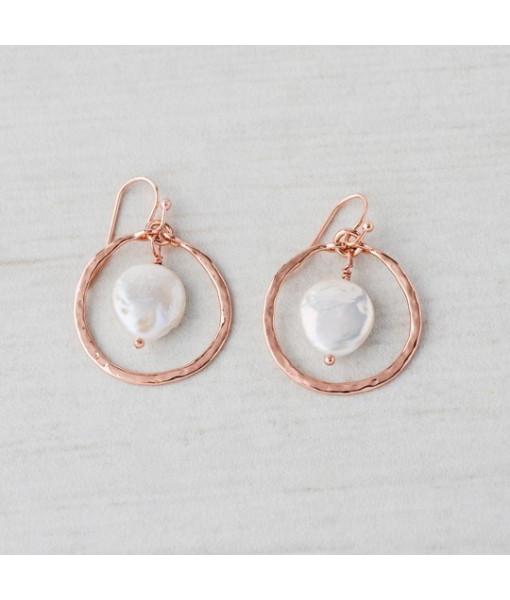 Pearl and circle